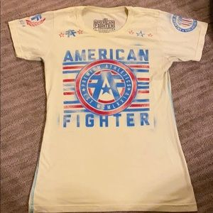American Fighter by Affliction Tee